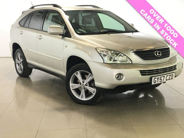 View our 2007 57 LEXUS RX 3.3 400H SR 5d 208 BHP