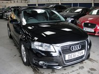 USED 2011 61 AUDI A3 1.6 TDI SE 3d AUTO 103 BHP ANY PART EXCHANGE WELCOME, COUNTRY WIDE DELIVERY ARRANGED, HUGE SPEC