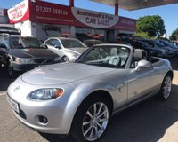 2007 MAZDA MX-5 2.0 SPORT ROADSTER **ONLY 35,000 MILES** £5995.00
