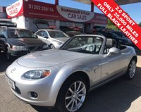 2007 MAZDA MX-5 2.0 SPORT ROADSTER **ONLY 35,000 MILES** £5495.00