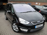 USED 2014 14 FORD GALAXY 2.0 TITANIUM X TDCI 5d 161 BHP ANY PART EXCHANGE WELCOME, COUNTRY WIDE DELIVERY ARRANGED, HUGE SPEC