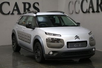 2014 CITROEN C4 CACTUS 1.6 BLUEHDI FEEL 5d 98 BHP £7495.00