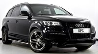 USED 2013 63 AUDI Q7 3.0 TDI S Line Plus Tiptronic Quattro 5dr [8] Pan Roof, Black Pack, Tech Pk