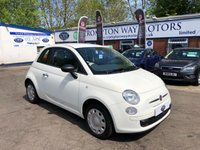 USED 2014 64 FIAT 500 1.2 POP 3d 69 BHP 0%  FINANCE AVAILABLE ON THIS CAR PLEASE CALL 01204 317705