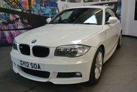 2012 BMW 1 SERIES 2.0 120D M SPORT 2d 175 BHP £9994.00