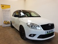 2011 SKODA FABIA 1.4 VRS DSG 5d AUTO 180 BHP £4990.00