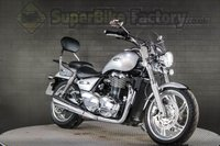 USED 2009 09 TRIUMPH THUNDERBIRD 1600CC ALL TYPES OF CREDIT ACCEPTED OVER 500 BIKES IN STOCK