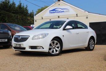 2011 VAUXHALL INSIGNIA 2.0 SRI CDTI 5d AUTO 158 BHP £6250.00