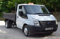 USED 2012 62 FORD TRANSIT 2.2 350 DRW  99 BHP