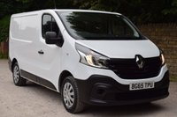 USED 2015 65 RENAULT TRAFIC 1.6 SL27 BUSINESS DCI S/R P/V  115 BHP