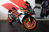 USED 2017 17 KTM RC 390 17  43 BHP***EX-DEMO***