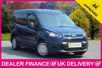 2015 FORD TRANSIT CONNECT 1.6 TDCI PANEL VAN £7650.00