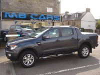 """USED 2015 15 FORD RANGER 3.2 WILDTRAK 4X4 DCB TDCI 1d 197 BHP 1 OWNER,ONLY 41000 MILES,""""NO VAT"""""""