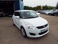 USED 2011 61 SUZUKI SWIFT 1.2 SZ3 5d 94 BHP FREE 12 MONTH AA ROADSIDE RECOVERY INCLUDED