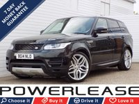 USED 2014 14 LAND ROVER RANGE ROVER SPORT 3.0 TDV6 SE 5d AUTO 258 BHP FSH INCLUDING NEW CAMBELT