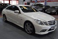 2010 MERCEDES-BENZ E CLASS 2.1 E220 CDI BLUEEFFICIENCY SPORT 2d AUTO 170 BHP £11485.00