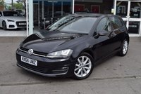 USED 2017 66 VOLKSWAGEN GOLF 1.6TDI BLUEMOTION 5DR Low Mileage - Full Service History