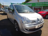 USED 2011 61 RENAULT GRAND MODUS 1.5 DYNAMIQUE DCI 5d 88 BHP ***PANORAMIC GLASS ELECTRIC SUNROOF***