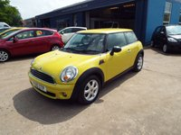 USED 2010 10 MINI HATCH ONE 1.6 ONE 3d 98 BHP SERVICE HISTORY
