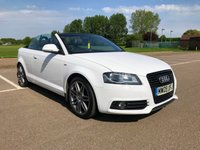 2009 AUDI A3 2.0 TDI S LINE SPECIAL EDITION 2d 138 BHP £6995.00