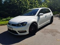 2015 VOLKSWAGEN GOLF 2.0 R-LINE TDI BLUEMOTION TECHNOLOGY 150 BHP AIR CON SAT NAV ADAPTIVE CRUISE CONTROL