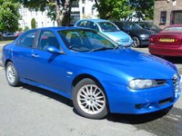 2004 ALFA ROMEO 156 1.7 T.SPARK 16V VELOCE 4d 140 BHP £995.00
