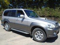2004 HYUNDAI TERRACAN 2.9 CDX CRTD 5d 161 BHP £2795.00