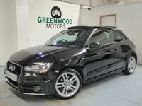 USED 2011 61 AUDI A1 1.6 TDI S line 3dr