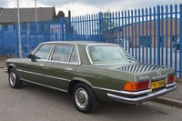 USED 1984 MERCEDES-BENZ S CLASS 4.5 450 SEL 4d AUTO CLASSIC