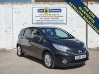 USED 2015 65 NISSAN NOTE 1.2 ACENTA PREMIUM 5d 80 BHP SAT-NAV Air Con Bluetooth DAB 0% Deposit Finance Available
