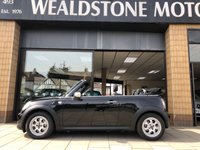 USED 2015 15 MINI CONVERTIBLE 1.6 COOPER 2d 122 BHP