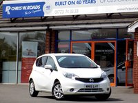 USED 2015 15 NISSAN NOTE 1.2 ACENTA 5dr * Great Value Small MPV Only 31k *