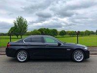 2015 BMW 5 SERIES 2.0 520D LUXURY 4d AUTO 188 BHP £16995.00