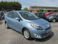 USED 2010 60 RENAULT GRAND SCENIC 1.5 PRIVILEGE TOMTOM DCI FAP 5d 109 BHP 7 SEVEN SEATER SATNAV SERVICE HISTORY