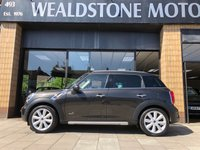 2015 MINI COUNTRYMAN 1.6 COOPER S [CHILI + MEDIA] ALL4 5d AUTO 184 BHP £17495.00