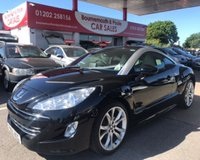 2010 PEUGEOT RCZ 1.6 THP GT 156 BHP IVORY LEATHER *ONLY 60,000 MILES* £7495.00