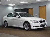 USED 2010 60 BMW 3 SERIES 2.0 318I SE BUSINESS EDITION 4d AUTO 141 BHP