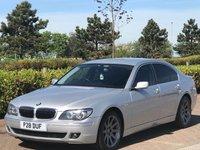 2007 BMW 7 SERIES 3.0 730D SE 4d AUTO 228 BHP £6495.00