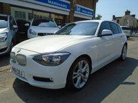 2011 BMW 1 SERIES 1.6 116I URBAN 5d 135 BHP £8649.00