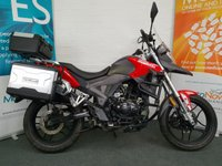 2017 SINNIS ZS  TERRAIN 125 £SOLD