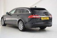 USED 2013 13 JAGUAR XF 2.2 D PREMIUM LUXURY SPORTBRAKE 5d AUTO 200 BHP