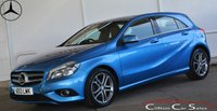 2013 MERCEDES-BENZ A CLASS A180CDi BlueEFFICIENCY SPORT 5 DOOR AUTO 109 BHP £12990.00