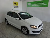 USED 2011 61 VOLKSWAGEN POLO 1.2 MATCH TDI 5d 74 BHP