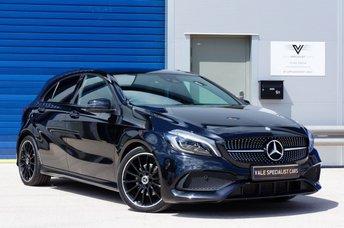 2017 MERCEDES-BENZ A CLASS 2.1 A 200 D AMG LINE PREMIUM PLUS 5d AUTO  £20995.00