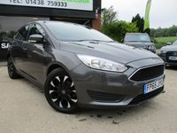 2015 FORD FOCUS 1.5 STYLE TDCI 5d 94 BHP £9000.00
