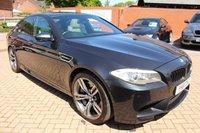 2011 BMW M5 4.4 M5 4d AUTO 553 BHP £24995.00