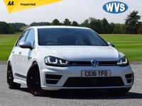 2016 VOLKSWAGEN GOLF 2.0 R DSG 5d AUTO 298 BHP £23499.00
