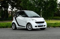 2011 SMART FORTWO 0.8 PASSION CDI 2d 54 BHP £3495.00