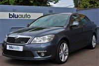 2011 SKODA OCTAVIA 2.0 VRS TFSI DSG 5d AUTO 198 BHP £9610.00