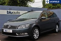 USED 2013 13 VOLKSWAGEN PASSAT 2.0 HIGHLINE TDI BLUEMOTION TECHNOLOGY DSG 5d AUTO 139 BHP Full VW Service History, Leather, Electric & Heated Seats, Satellite Navigation, Front & Rear Senors.....